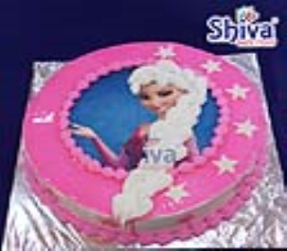 BARBY CAKE